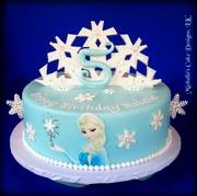 Elsa Cake 2