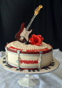 Cake for a Music lover
