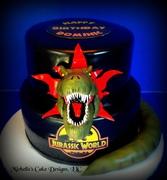 Jurassic World Cake II