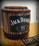 Jack Daniel's Cake 2