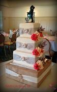 Country Wedding  Cake II