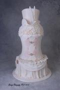 Steampunk Wedding Dress fashion15 f