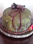 Water Foul Grooms Cake