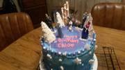 chloes birthday cake Sept. 2015 2nd photo