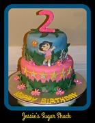 Happy 2nd Birthday Jaslyn