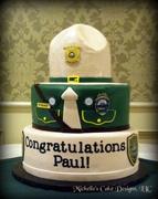 State Trooper Cake II
