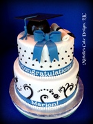 graduation cake 2015 II