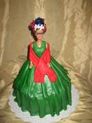 Frida Kahlo de Rivera Cake 1907-1954