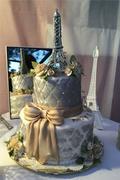 15th Anniversary Cake 2016