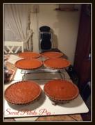Sweet Potato Pies: