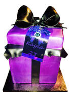 Gift box surprise 23rd bday cake