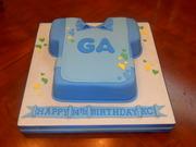 Netball Player Birthday