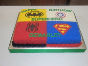 Super Heroes Birthday