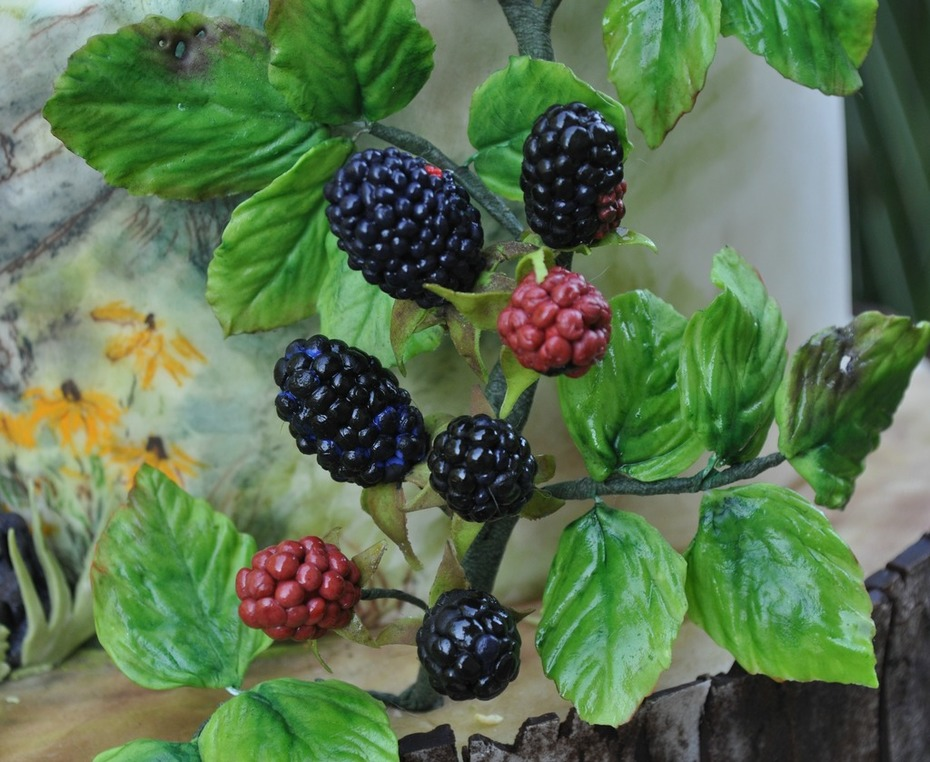 Blackberries # 2