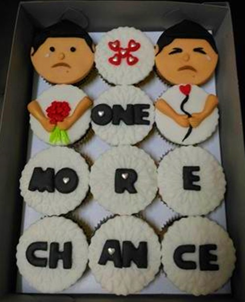 One more chance cupcakes