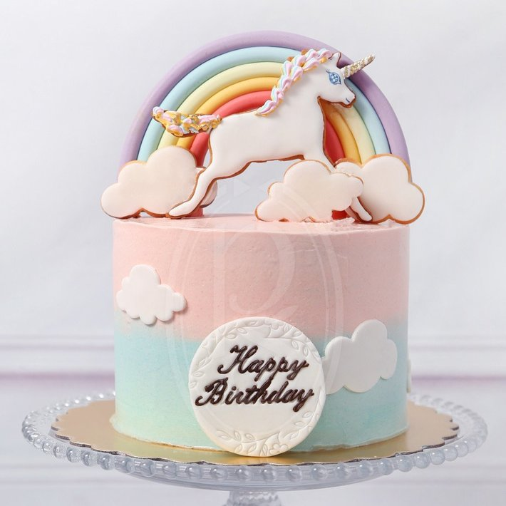 Phoenix Sweets - Rainbow Unicorn