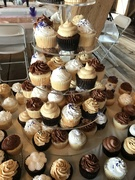 wedding cupcake assortment