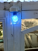 Greenhouse Power Monitoring Lights