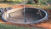 ferrocement pond