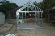 Green House Frame 2