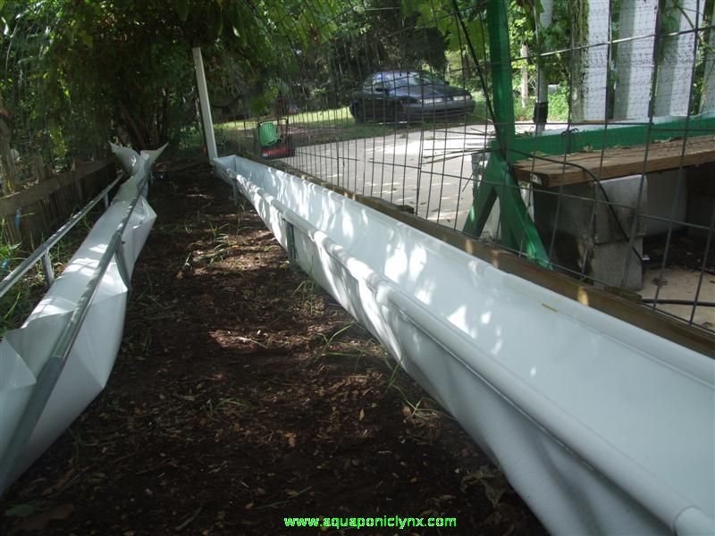 Rail troughs (M)