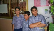 Naseem, Osama and Omar
