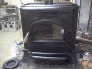 pellet stove water heater