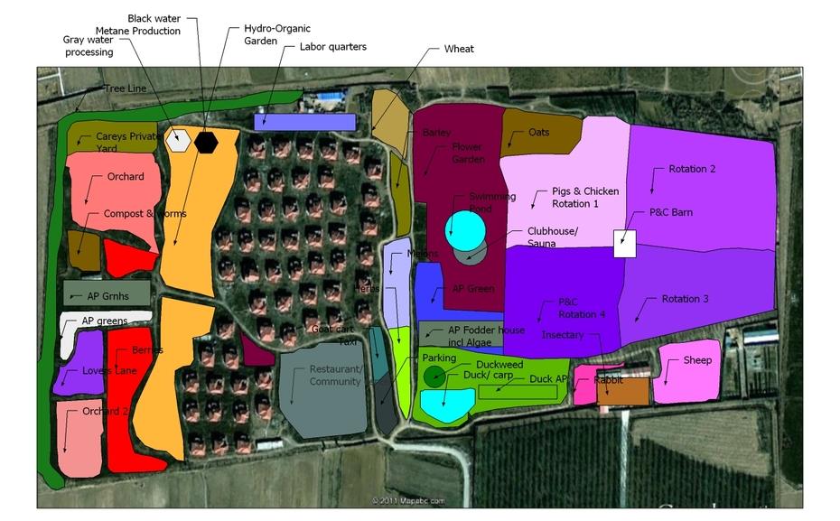 Carey's New Farm w plan