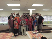 1st Aquaponics Workshop at American Samoa