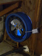 evap fan
