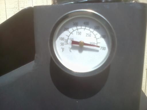 stove temp