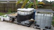 Double Tote Aquaponics System -2