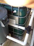 Radial Flow Filter Inlet Plumbing