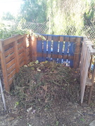 Compost section