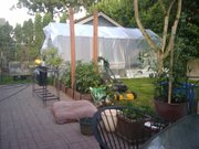 Our Aqua greenhouse