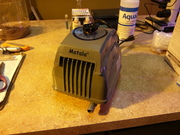 New Air Pump