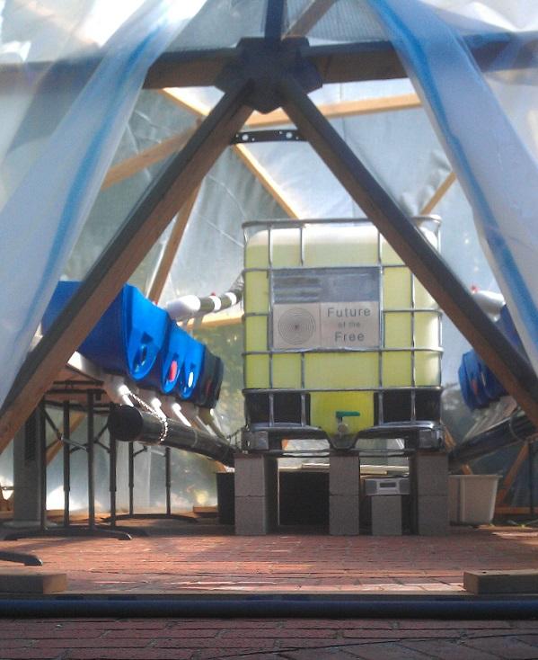 Geodesic-Bio-Dome-kit