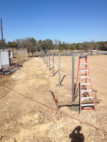 Central Texas Client build