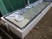 grow bed sand
