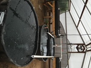 Three fish tanks ready for fish