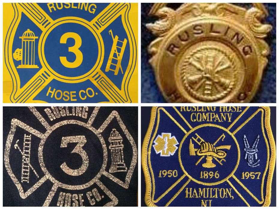 Rusling Hose patch Collage