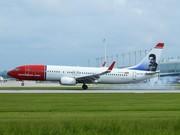 EI-FVX Norwegian Air International Boeing 737-8JP(WL) EDDM