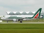 I-BIMA Alitalia Airbus A319-112