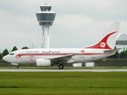 TS-IOP Tunisair Boeing 737-6H3 EDDM