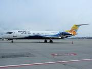 9A-BTD Trade Air Fokker F100 EDDM