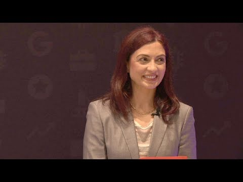 "Farnoosh Brock: ""The Serving Mindset"" 