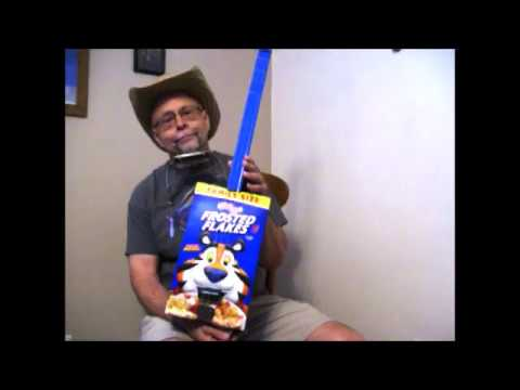 Frosted Flakes CBG   ~ Hank Williams' Half As Much