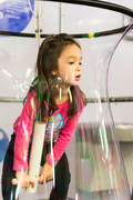 WOW! Children's Museum - Bubbles