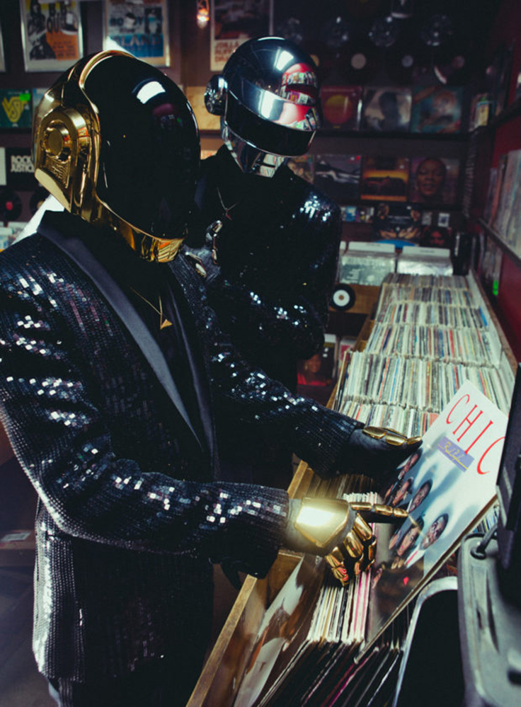 "Throwback Thursday: Daft Punk's ""Da Funk"""