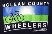 McLean County Wheelers Metric Ride
